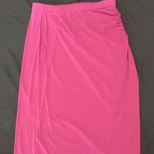 **NWOT Lane Bryant Skirt Style Draped Loose